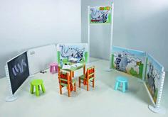Espacio especial para desarrollar la creatividad y originalidad de los niños