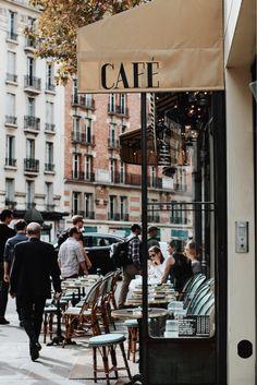 Paris Love, Paris Chic, Brasserie Paris, Paris In Autumn, London Cafe, Parisian Cafe, Paris Photography, City Aesthetic, Paris Travel