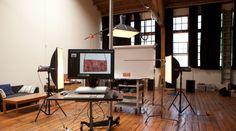Shared Photography Studio