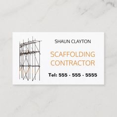 Easy to personalize business cards #businesscards Company Business Cards, Premium Business Cards, Salon Business Cards, Artist Business Cards, Unique Business Cards, Professional Business Cards, Business Card Design, Business Templates, Construction Business Cards