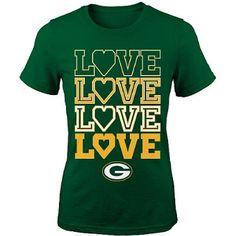 Packers Girls Emphatically Love T-shirt Cincinnati Bengals 8fbedc019