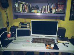 New Home Office Desk.