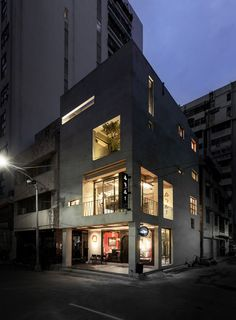 Q-Pot Hair Salon and Residence In Kaohsiung, Taiwan | Yatzer