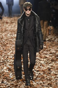 John Varvatos homme collection automne-hiver 2015-2016 #mode #fashion