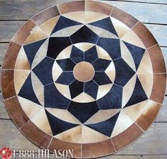 Amazon.com: Hair-On Leather Full Cowhide/skin Rug/carpet With 3d Designs: Home & Kitchen