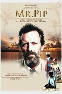 """As war wages on in the province of Bougainville in Papua New Guinea, a young girl becomes obsessed by the Charles Dickens novel """"Great Expectations,"""" which is being read to her and fellow students at school by the last white man in the village ( #HughLaurie ). #MrPip"""