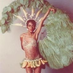 Diana Ross as Josephine Baker