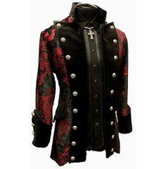 Vampire Lestat Coat