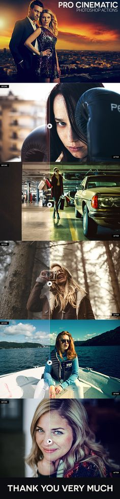 Pro Cinematic Photoshop Actions — Photoshop ATN #photography #cinematic filters • Available here → https://graphicriver.net/item/pro-cinematic-photoshop-actions/19707382?ref=pxcr