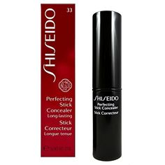 Shiseido Perfecting Stick Concealer for Women No 33 Natural 017 oz >>> You can get additional details at the image link.