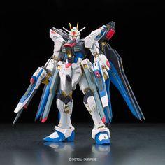 AmiAmi [Character & Hobby Shop] | RG 1/144 ZGMF-X20A Strike Freedom Gundam Plastic Model(Released)