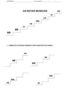 Music Theory Lessons, Music Lessons For Kids, Piano Lessons, Easy Piano, Educational Activities, Sheet Music, Musicals, Music Activities For Kids, Music Classes For Kids