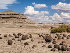 Ischigualasto - Valle de la Luna - Argentina