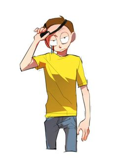 Read EM LLIK from the story Rick and morty pics by DEead-Account- (Kyle Is Red-Head Bae) with reads. Rick And Morty Comic, Rick Und Morty, Ricky Y Morty, Gotham, Cute Pokemon Pictures, Cartoon Crossovers, Fanart, Kermit, Cute Art