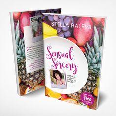 Η Stella Ralfini μας εμπιστεύτηκε για τη σχεδίαση του εξωφύλλου του βιβλίου της SENSUAL SORCERY.  Ευχαριστούμε την Κα Stella Ralfini για την εμπιστοσύνη και την άριστη συνεργασία.  #BOOKCOVERDESIGN #BOOKDESIGN #STELLARALFINI Facebook Sign Up, Shapes, Creative