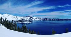 I'm happy for Tahoe and imma let you finish but Crater Lake is the best of all time [3564x1866]   landscape Nature Photos