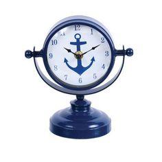DEI Latitude 38 Table Clock