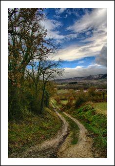 Caminos Merinos (Merindad de Montija - Burgos)