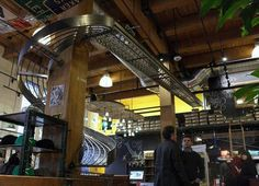 KEEN Garage - The Portland brand opens a sustainably renovated, interactive space downtown