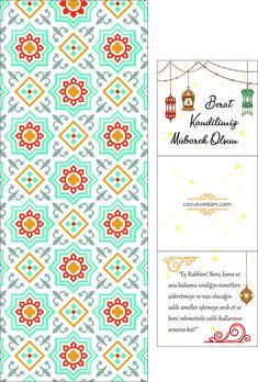 Berat Kandili Kartı – Çocuk ve İslam Ramadan Crafts, Van Gogh Paintings, Muse Art, Diy Gift Box, The Incredibles, Gifts, Islamic, Drawing Flowers, How To Paint