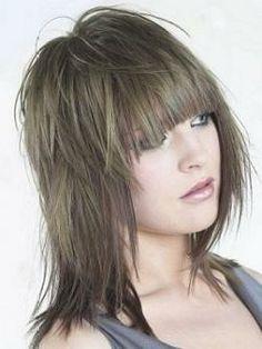 Latest Layered Hair