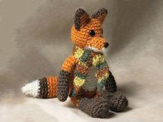 Crochet fox pattern | Craftsy