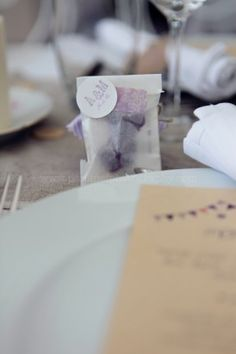© PaulineF Photography - #wedding #guest favor #cadeaux d'invites