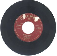 THE FOUR LADS 45 rpm Blackberry Boogie