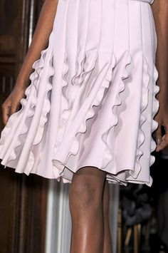 Valentino at Couture Spring 2011 - Details Runway Photos