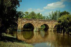 Puente Antiguo camino a San Ignacio