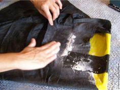 """Шапочка """"Багира - повелительница джунглей"""" в технике валяния - Ярмарка Мастеров - ручная работа, handmade"""