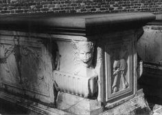 "Tomb of Robert ""King"" Carter, 1663--1732 In the yard of Christ Church, Christ Church Parish, Lancaster County, Virginia"