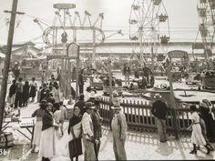 Feria tradicional del México antiguo.-1930s