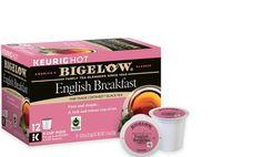 Keurig® K-Cup® Pack 12-Count Bigelow® English Breakfast Black Tea, Free Shipping #Bigelow