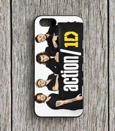 1D One Direction Action iPhone 5 | 5S Case