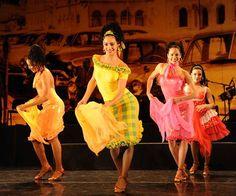 Roots of Salsa –'Havana Rakatan'! Shall We Dance, Lets Dance, Havana, Cuba Salsa, Peacock Theatre, Edinburgh Festival, Salsa Dancing, Dance Fashion, Ballerina