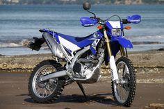 The 'go anywhere' bike from Yamaha Yamaha 2015, Yamaha Wr, Trial Bike, Motorcycle Travel, Dual Sport, Dirtbikes, Offroad, Vehicles, Wheels