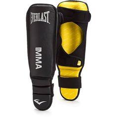 Everlast Black Mixed Martial Arts Shin Guards (Small/Medium) by Everlast. $57.20. Protective gear for MMA training