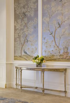 Chinoiserie panels