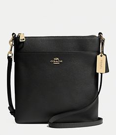 COACH NORTH/SOUTH SWINGPACK IN EMBOSSED TEXTURED LEATHER | Dillard's Mobile
