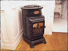 My new..Calor Gas Heater
