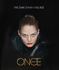 Way tooo excited for season 5 when Emma is The Dark One ( Dark Swan)