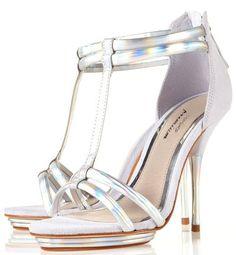 Sandalias de verano para ir a una boda