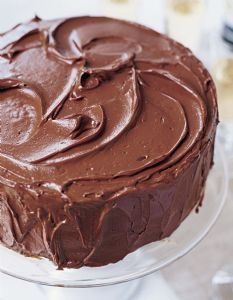 Beatty's Ultimate Chocolate Cake - Best chocolate cake recipe with a whole cup of coffee in the batter.