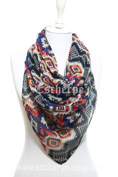 Tribal Scarf Southwestern Aztec Scarf Winter Accessory by  #escherpe #scarves #scarf #shawl #shawls #wrap #wraps #tartan #plaid #check #summer #trend #spring #women #fashion #accessories #holidays #holiday #christmas #gift #gifts #outfit #accessorize #style #stylish #love #TagsForLikes #me #cute #photooftheday #nails #hair #beauty #beautiful #instagood #instafashion #pretty #girly #pink #model #dress #skirt #shoes #heels #ivory #shopping #trend #trending #winter #camo #blanket