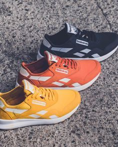 "2e30b9c83cd7 Reebok Classic on Instagram  ""When one isn t enough."