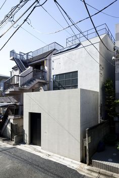 Skate Park House by LEVEL Architects This contemporary home by LEVEL Architects is located in Tokyo, Shibuya, Sendagaya, Japan. It is a 2011 project that features a few unusual elements such as an indoor skate park and concert space.