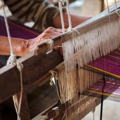 Is the loom a relic for the museum? Village People, Ancient Civilizations, Loom, Restoration, Museum, Textiles, Traditional, Outdoor Decor, Greece