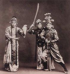 #vintage #opera #china #chineseopera #stunning #costumes #dance #dancers #beautiful