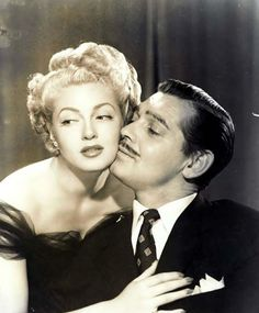 Happy Saturday lovelies!! Lana Turner and Clark Gable